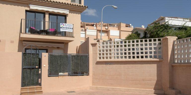Las Salinas property